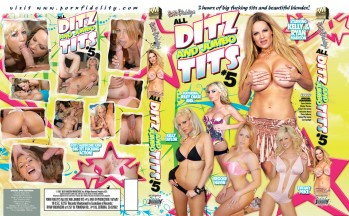All Ditz and Jumbo Tits #5