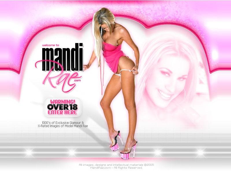 mandi rae   adult website design by wyldesites the best
