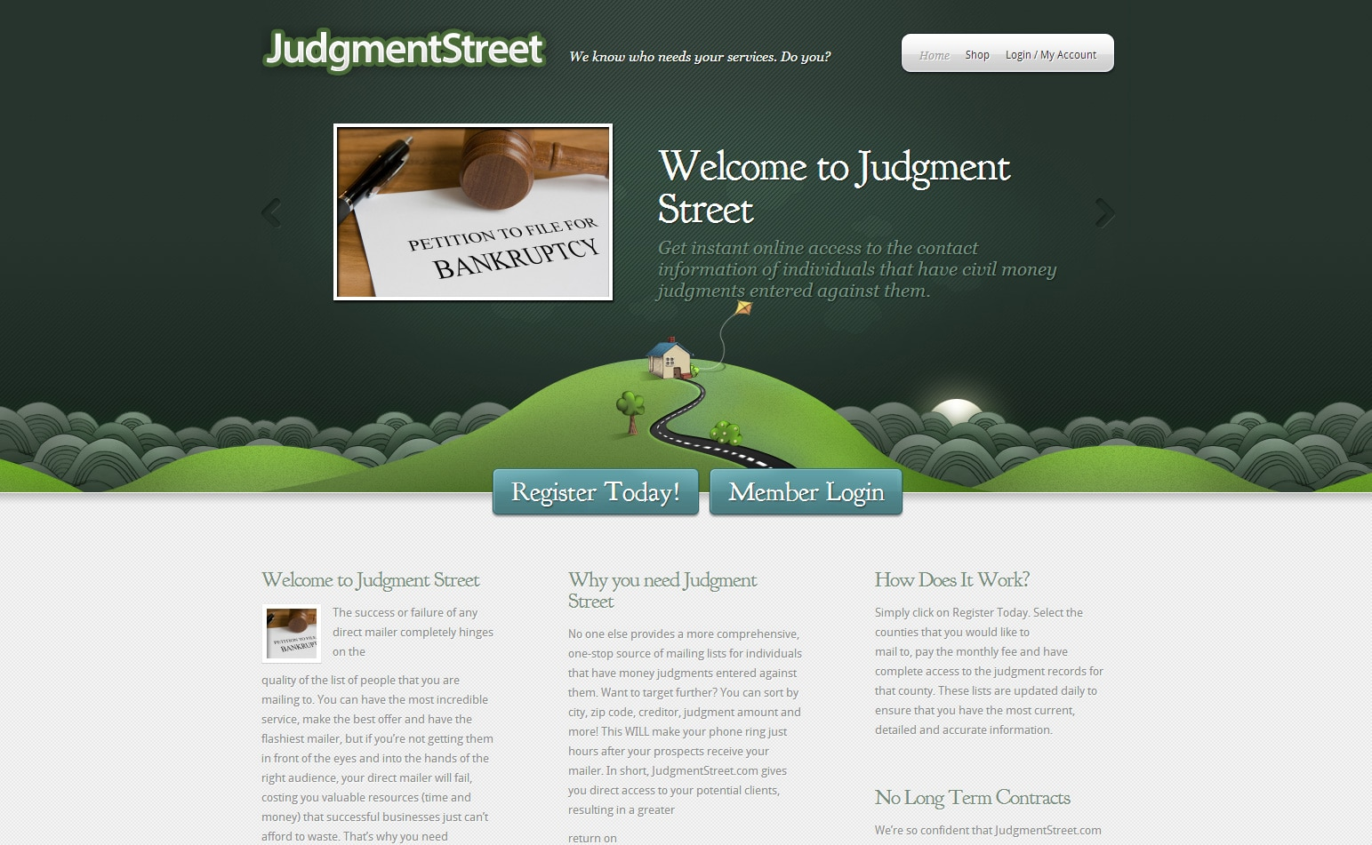 JudgmentStreet.com