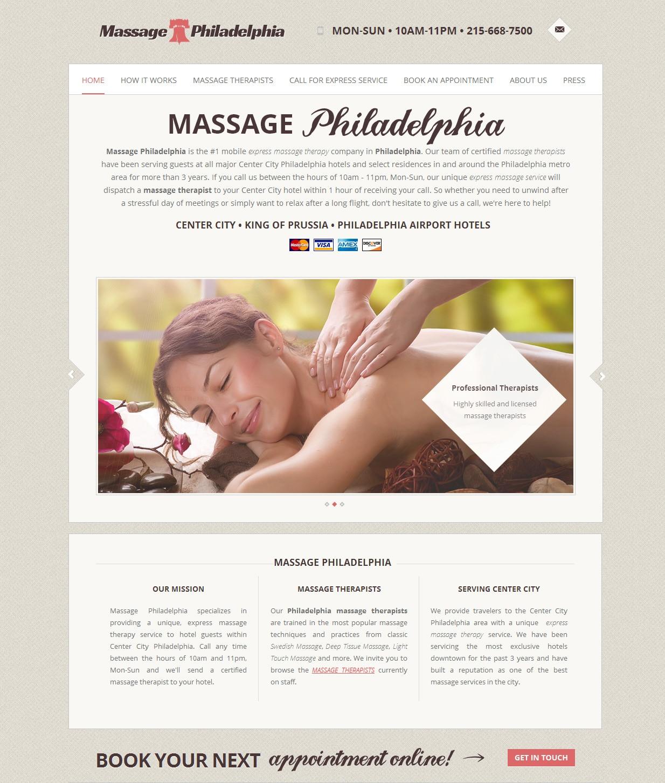 massage philadelphia