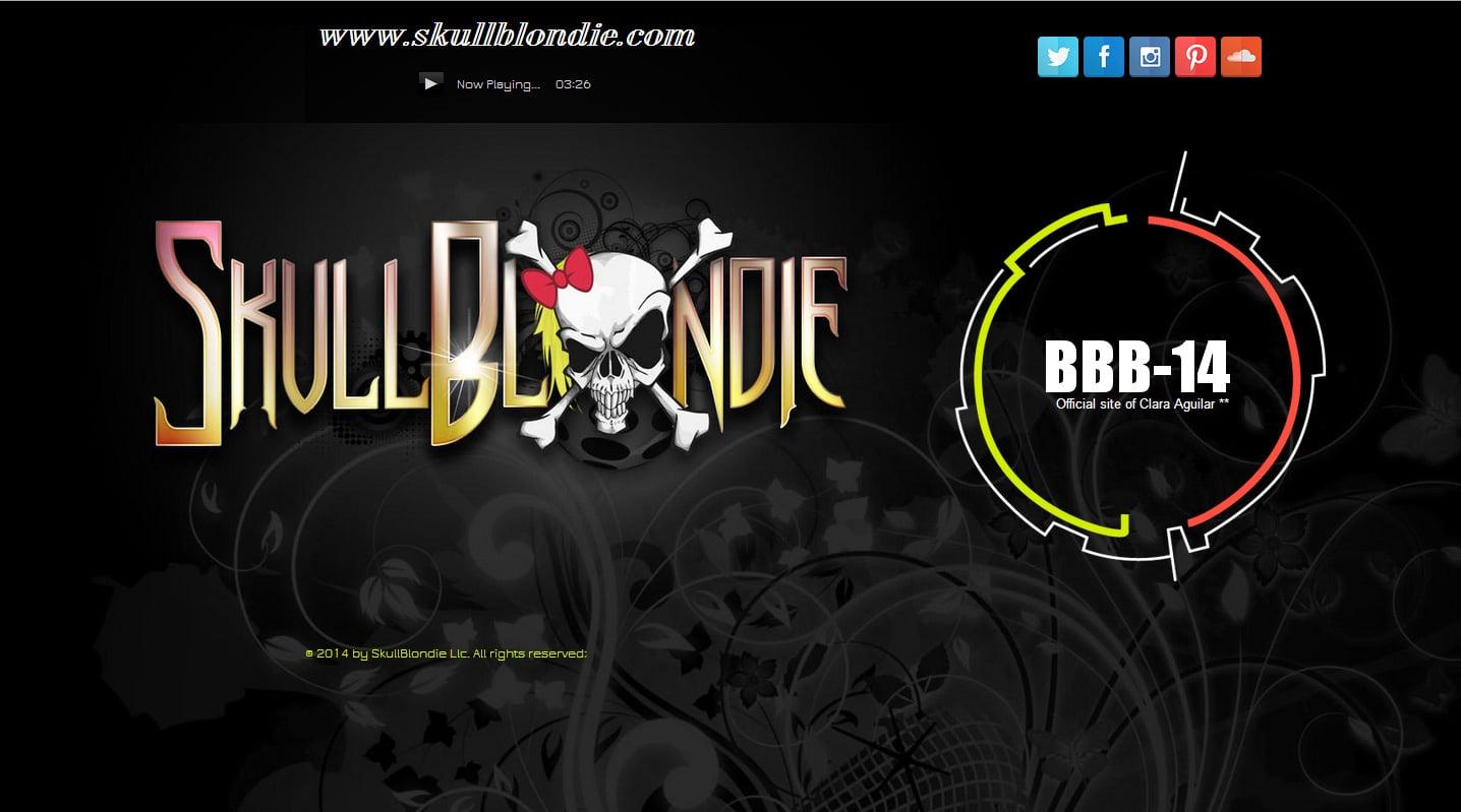 SkullBlondie