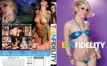 DVD Cover - Teen Fidelity #9