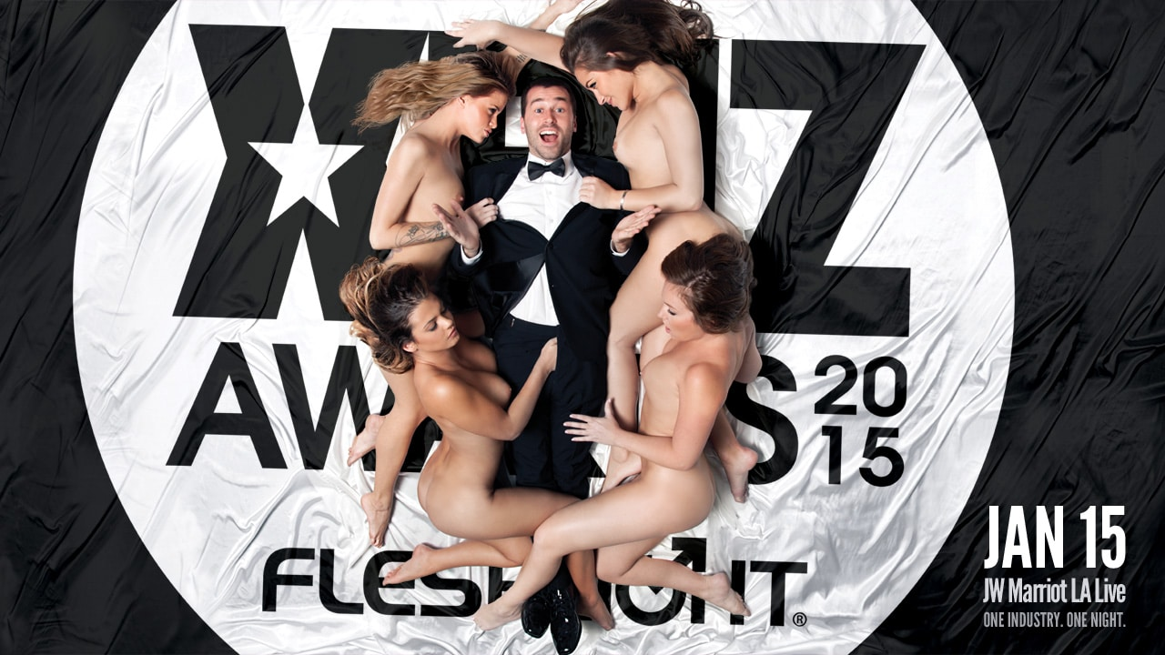 2015 XBIZ Awards Nominee - Best Design Company