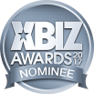 2017 XBIZ Awards Nominee!