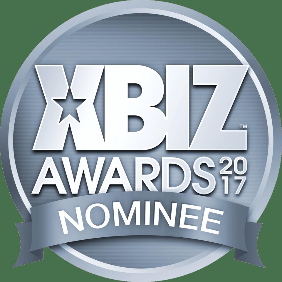 2017 XBIZ Awards Nominee!