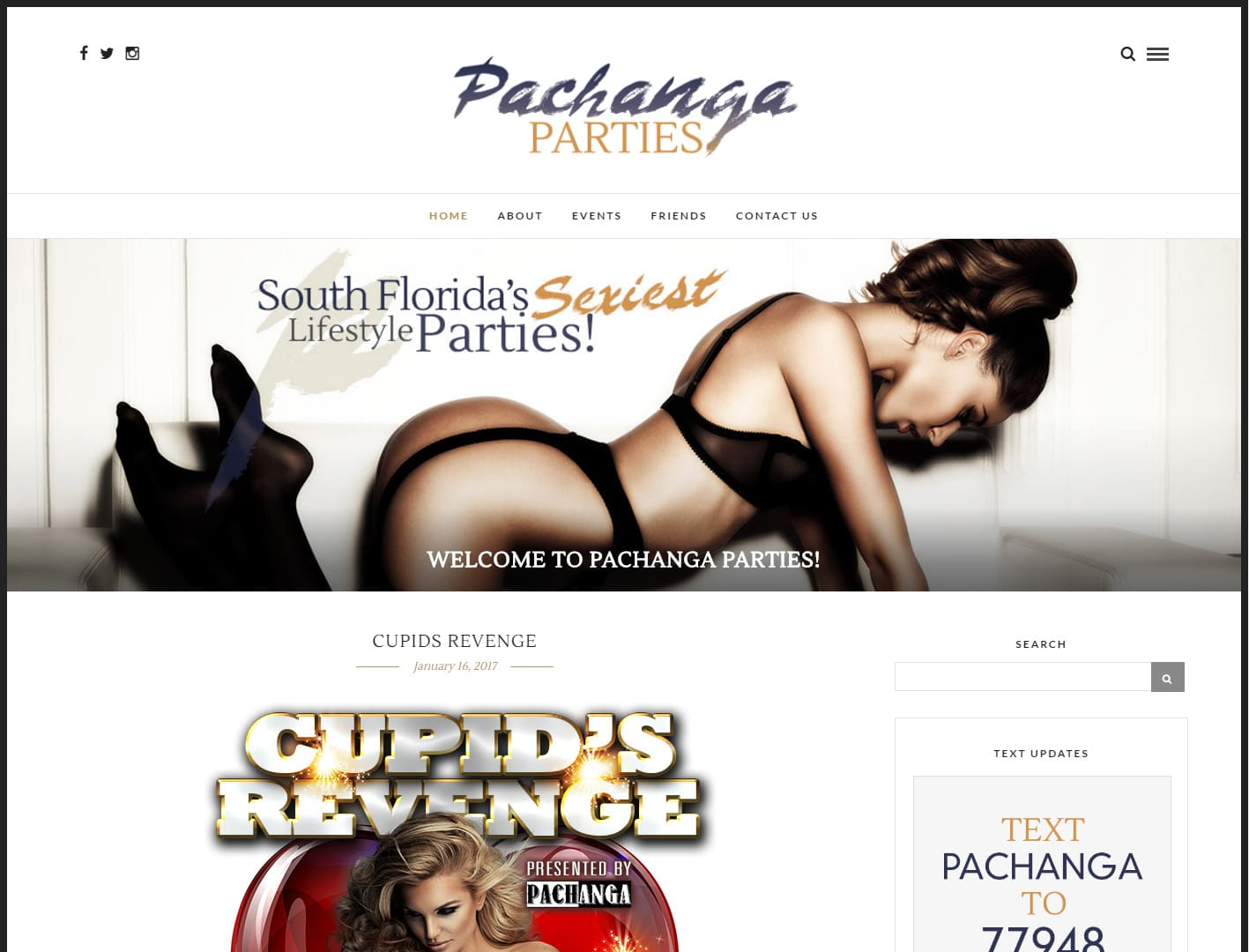 Pachanga Parties