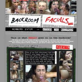 Backroom Facials