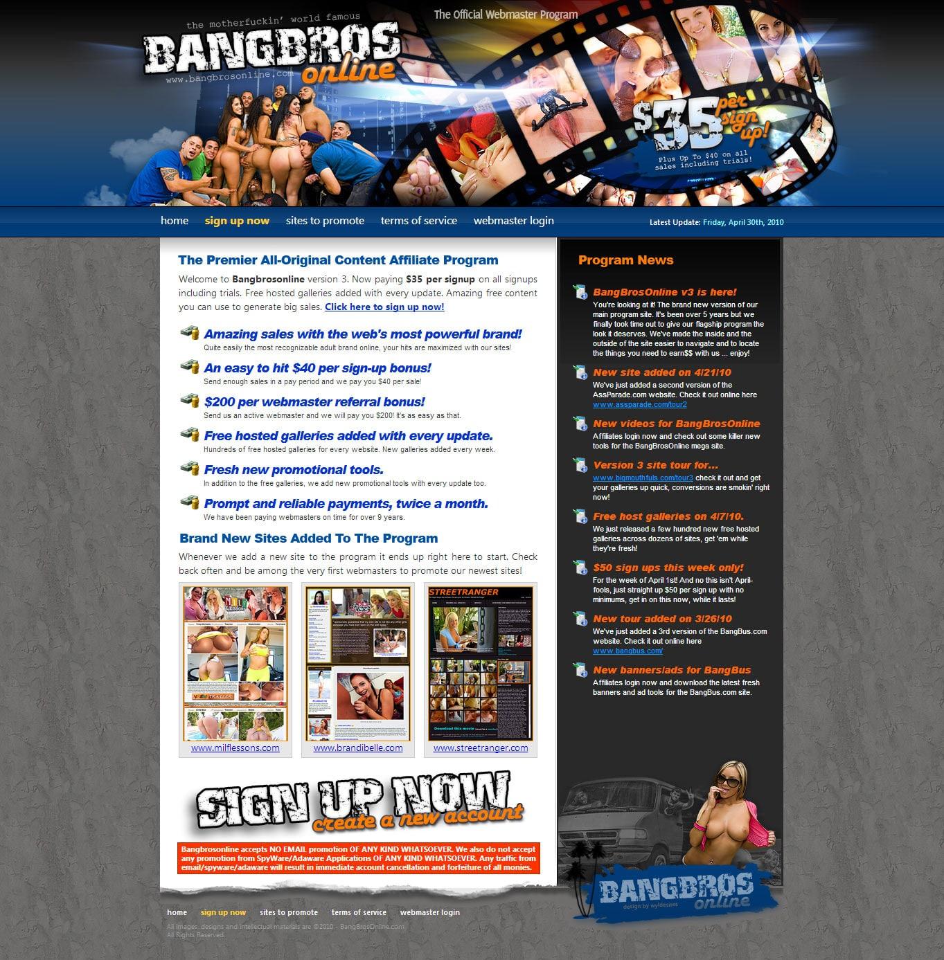 Bang Bros Online v3