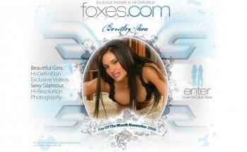 Foxes.com v4