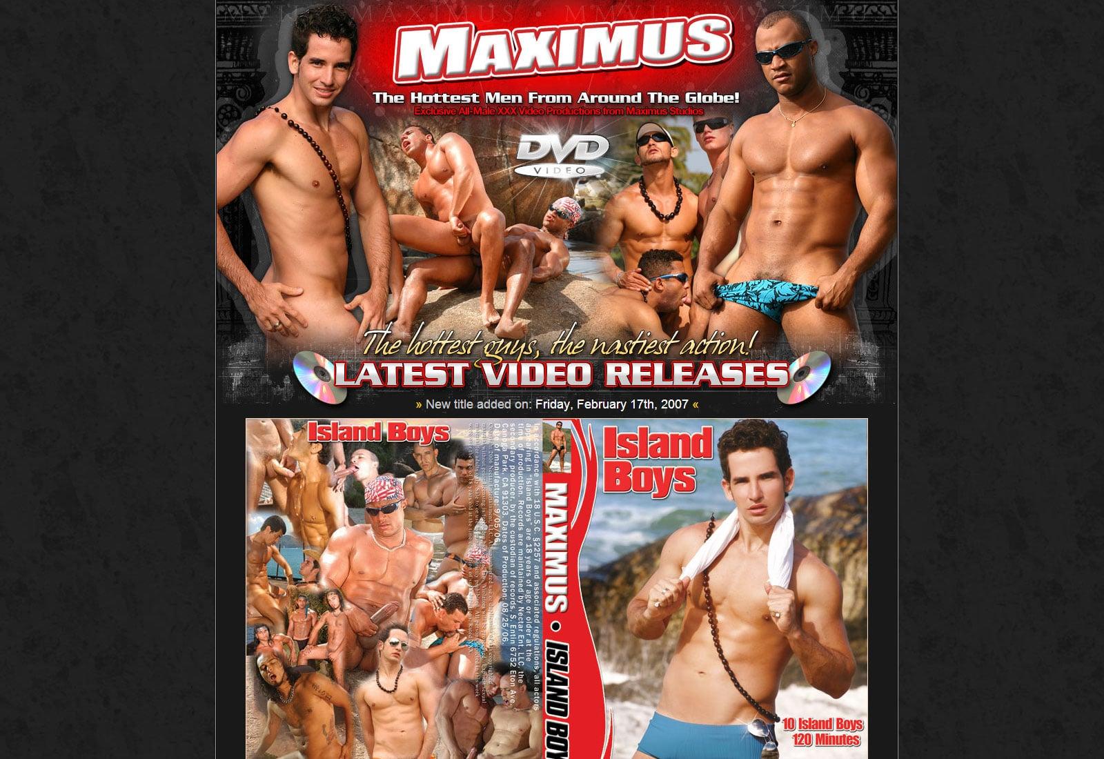 Maximus Movies
