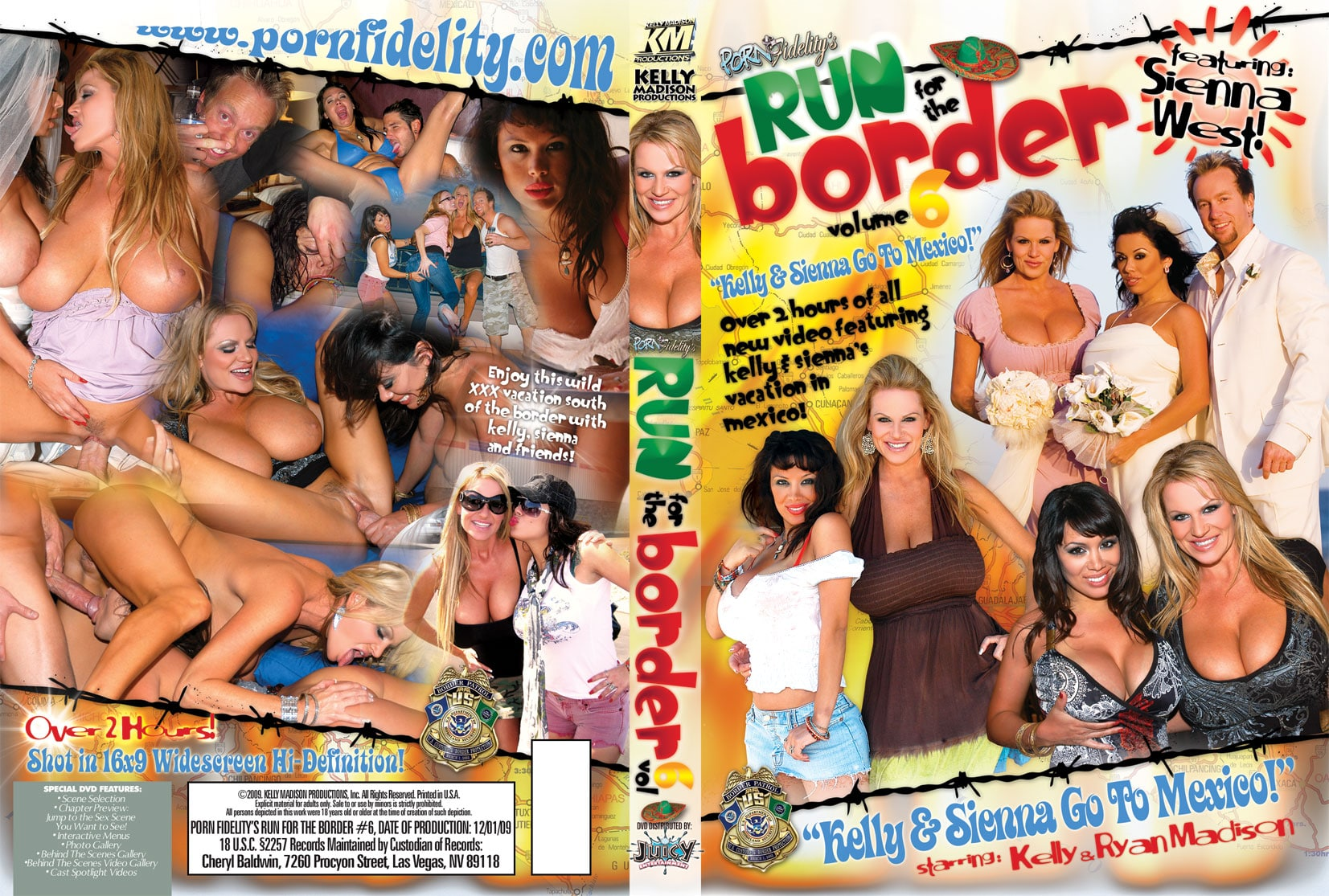 Run For The Border #6