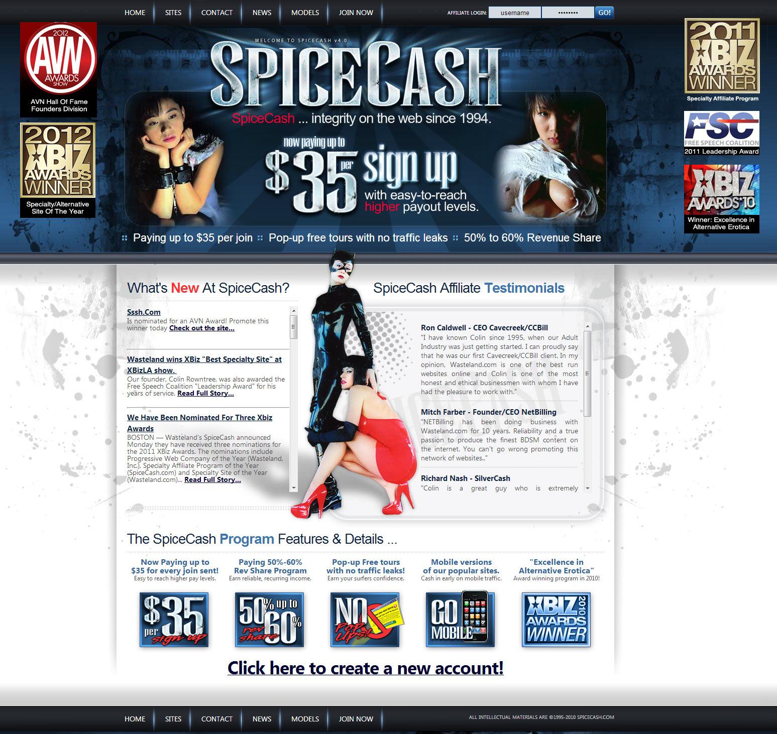 SpiceCash v4