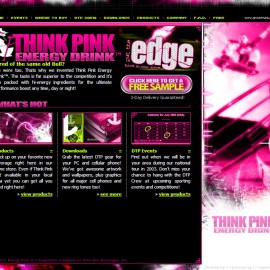 Drink Think Pink